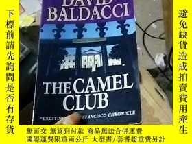 二手書博民逛書店The罕見Camel ClubY15389 David Bald