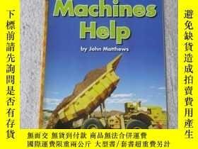二手書博民逛書店Machines罕見Help(Science )Y21478 J