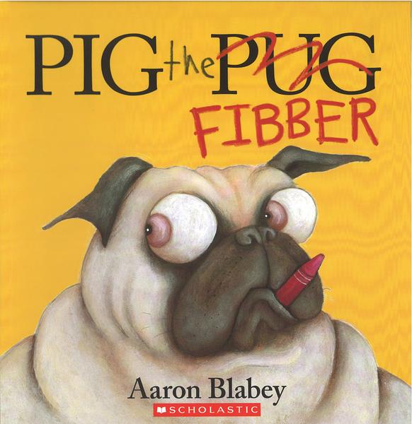 【麥克書店】PIG THE FIBBER/ 英文繪本 《主題: 幽默 Humor》