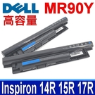 DELL MR90Y 原廠規格 電池 11.1V 5200MAH 相容 XCMRD Inspiron 14R 15R 0MF69 24DRM 49VTP 4DMNG 4WY7C 68DTP 6HY59 6K73M 6KP1N