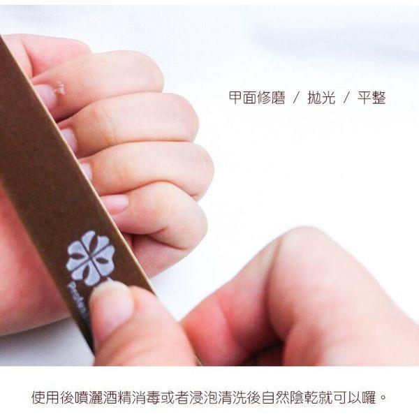 【台灣製ByFunMe日本進口紅砂 薄磨棒 2支】高品質耐水洗 高端薄片砂條 搓條 雙面磨棒 Nails Mall