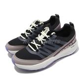 Skechers 越野慢跑鞋 Go Trail Jackrabbit 灰 黑 紫 女鞋 戶外 【PUMP306】 128067BKMT