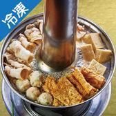 【1月22日起陸續出貨】左營劉家酸菜白肉鍋2600g+-5%/盒(年菜)【愛買冷凍】