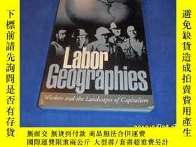 二手書博民逛書店Labor罕見Geographies: Workers and