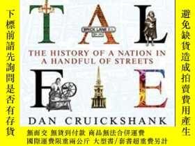 二手書博民逛書店Spitalfields:罕見The History Of A Nation In A Handful Of St