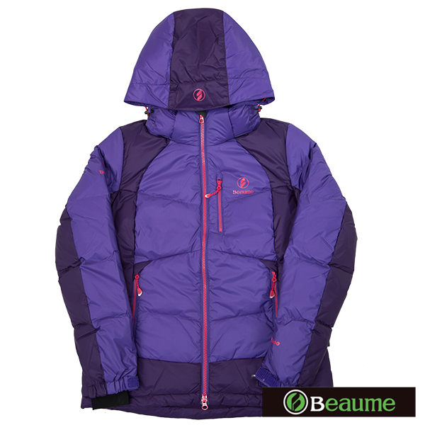 Beaume 羽絨外套 女 藍莓紫 FNB44256