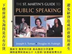 二手書博民逛書店Workbook罕見To Accompany The St. Martin s Guide To Public S