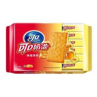 可口奶滋 隨手包-蜂蜜燕麥 187.5g【康鄰超市】