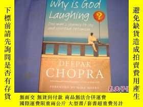 二手書博民逛書店WhyisGod罕見Lau ghi ng?Y14635 請參考圖片 外文原版書 ISBN:9781846041