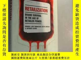 二手書博民逛書店Retailization:Brand罕見Survival in