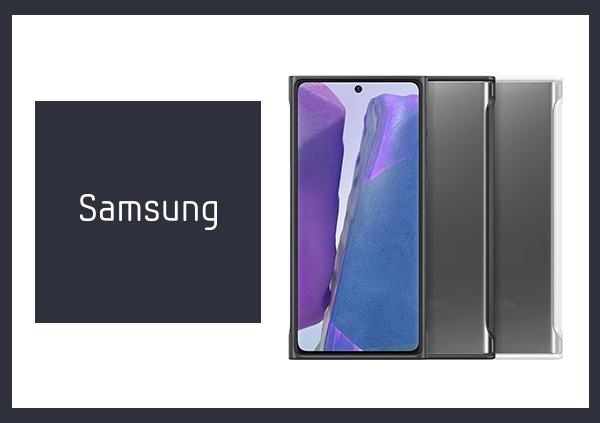 SAMSUNG Galaxy Note20 原廠透明防撞背蓋 (公司貨-盒裝)