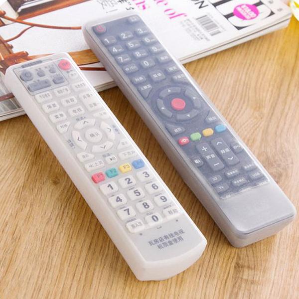 【284】遙控器矽膠保護套 空調冷氣電視 防摔防塵夜光(多款可選)