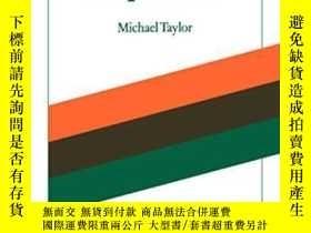 二手書博民逛書店The罕見Possibility Of CooperationY255562 Michael Taylor C