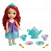 迪士尼公主娃娃午茶組