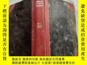二手書博民逛書店AMERICAN罕見JOURNAL OF ACU PUNCTURE1977卷5 1-4Y367471 中山三院