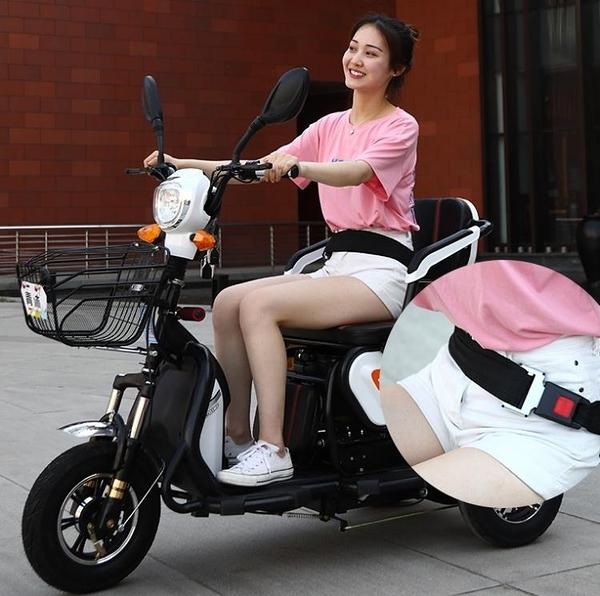 電動三輪車家用小型代步車接送孩子成人新款電瓶車電三輪老年