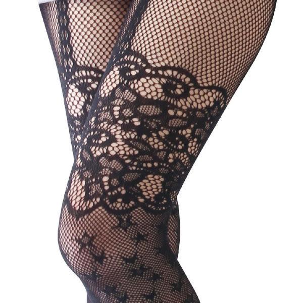 時尚性感流行網襪 褲襪 網襪-NO.656-3