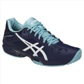 樂買網 ASICS 18SS 高階款 女網球鞋 SOLUTION SPEED 3系列 E650N-4901 贈專業運動襪