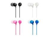 SONY MDR-EX15LP 透明果凍色,小巧入耳式耳機,公司貨,附保卡,保固一年