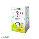【益家人】小鷹明兒童山桑子蝦紅素咀嚼錠 30錠/盒 純素可食