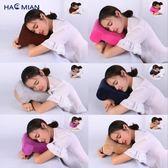趴枕 辦公室趴睡枕午休靠枕學生教室午睡抱枕趴趴枕夏天睡覺小枕頭JD BBJH