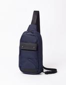 MSPC(master-piece) age NO.02374-NAVY [復古異材質輕量側肩包-深藍色]