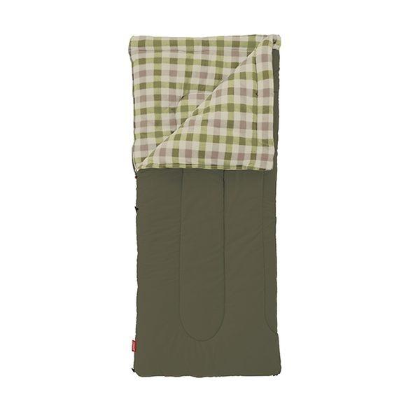 【早點名露營生活館】Coleman EZ 橄欖葉刷毛睡袋/C0 CM-33802M000  [秋冬限定]
