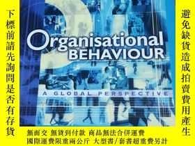 二手書博民逛書店Organisational罕見Behaviour: A Global PerspectiveY12800 J
