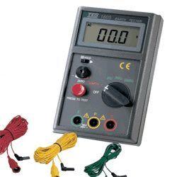 泰菱電子◆數位接地電阻計大地電壓泰仕TES-1605 TECPEL