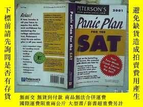 二手書博民逛書店Panic罕見Plan for the satY203004
