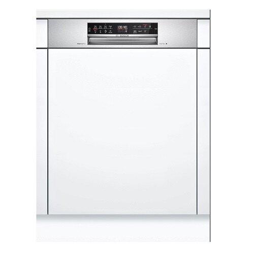 【預購中】BOSCH 博世 SMI6HAS00X 6系列 半嵌式洗碗機(60 cm)(舊款是SMI68JS00X) ※熱線07-7428010