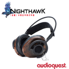 【A Shop】美國 Audioquest NightHawk 夜鷹 夜鶯 半開放耳罩式耳機-夜梟- For iPhone / iPad Pro / iPod 限量出清