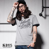 【BTIS】無限的夢想 圓領T-shirt / 麻灰色