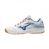 MIZUNO SKY BLASTER 2 羽球鞋 排羽球鞋 室內運動鞋 白藍 71GA204526 21SS 【樂買網】