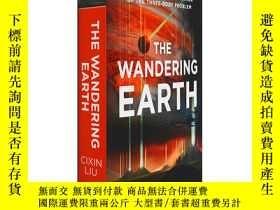 二手書博民逛書店罕見英文原版劉慈欣流浪的地球The Wandering Eart