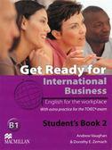 (二手書)Get Ready for International Business 2