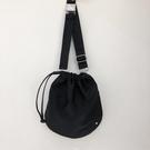 束口包 新款小眾設計定制抽繩布袋束口腰包...