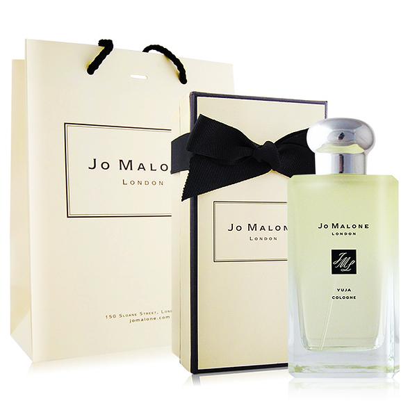 Jo Malone 秘境花園柚子古龍水 Yuja(100ml)[含禮盒提袋]-亞洲限量版【美麗購】