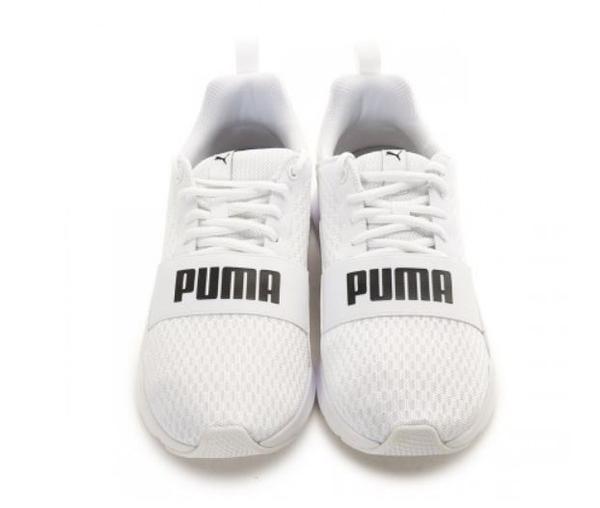PUMA Wired  男女休閒運動慢跑鞋 白-NO.36697002