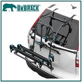 【愛車族】BN'B RACK 熊牌 滑槽式後背攜車架(轎/旅車皆適用)