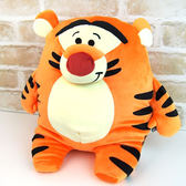 跳跳虎 抱枕娃娃 超舒服觸感 Mocchi-Mocchi 日本正品 M號 迪士尼 該該貝比日本精品 ☆