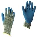 進口隔熱手套 防水耐高溫工業勞保耐磨250度防燙薄款五指靈活防割 〖米娜小鋪〗