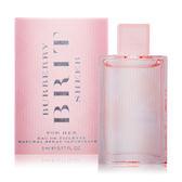 BURBERRY 粉紅風格女性淡香水(5ml)【美麗購】