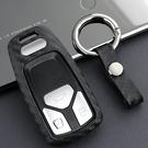 AUDI 碳纖 鑰匙套 SLINE A1 A3 A4 A5 A7 Q2 Q3 Q5 Q7 AVANT TT
