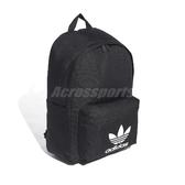 adidas 後背包 Adicolor Classic Backpack 黑 白 男女款 經典款 運動休閒 【ACS】 GD4556