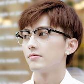 雙12鉅惠 眼鏡框男近視韓版潮網紅女平光有無度數防輻射藍光眼睛 森活雜貨