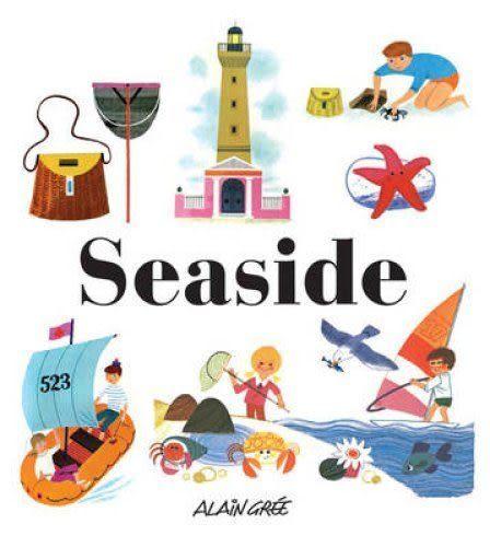 Seaside 海濱假期 精裝繪本