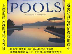二手書博民逛書店POOLS:spectacular(全銅版紙罕見共175頁)Y2