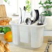 三格筷子瀝水架湯匙瀝水架筷子架湯匙架餐具瀝水架三口組餐具架