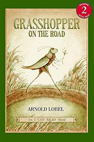 (二手書)An I Can Read Book Level 2: Grasshopper on the Road